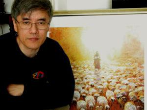 The Artist Mr. Tim Wang